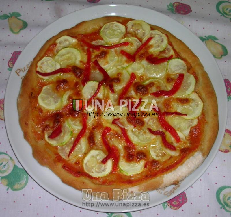 Pizza Zuchinni