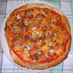 Pizza Suiza